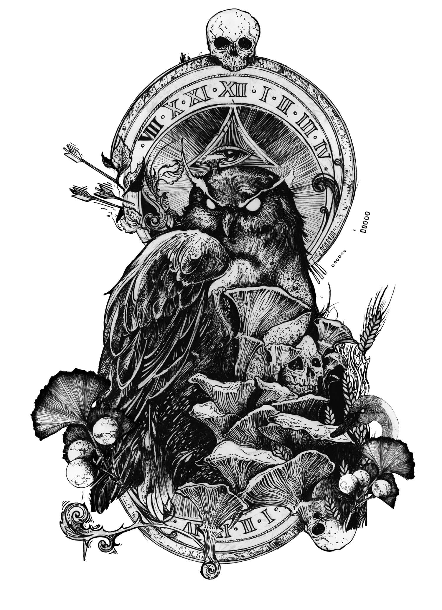 olga_mulica_dark_owl