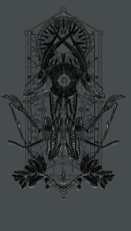 olga_mulica_skull_goats_3